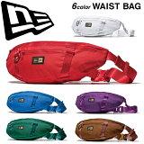 NEW ERA ニューエラ ウエストバッグ 【全6カラー】 WAIST BAG ウエストポーチ ショルダーバッグ ボディバック ヒップバック メンズ ベルト NEW ERAグッズ