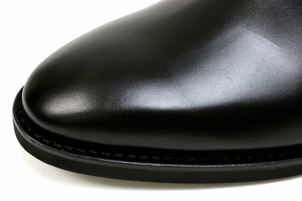 バーウィック サイドゴアブーツ ブラック (B...の紹介画像3
