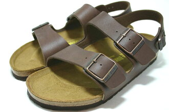 Birkenstock sandal Milano Brown ( BIRKENSTOCK Milano DarkBrown )