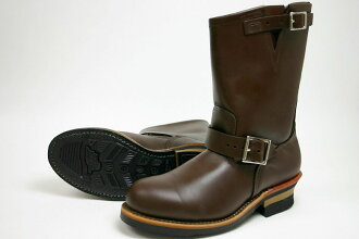 REDWING RW-2269 (Red Wing Engineer Boots Chocolate) fs3gm