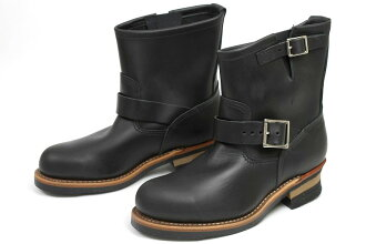 REDWING RW-2976 (Red Wing Engineer Boots black)