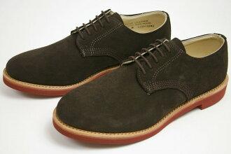 Walkover Derby chocolate suede (WALK-OVER DERBY Chocolate Suede #32205)
