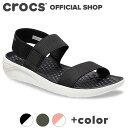 【クロックス公式】ライトライド サンダル ウィメン LiteRide Sandal / crocs ...