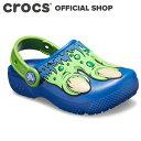 クロックス ファン ラブ クリーチャー クロッグ キッズ Fun Lab Creature Clog / crocs サンダル 定番