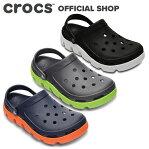 デュエット スポーツ クロッグ Duet Sport Clog / crocs サンダル レディース メンズ 定番 アウトレット outlet