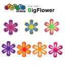 ジビッツ(jibbitz) ビッグ フラワー(Big Flower) /クロックス/シューズアクセサリー/【RCP】【20】
