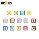 ジビッツ(jibbitz)トイ ブロック/アルファベット A-N(toy block) /クロックス/シューズアクセサリー/【RCP】【10P13Dec13】
