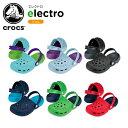 クロックス(crocs) エレクトロ(electro) /キッズ/サンダル/シューズ/子供用[r][C/A]【22】