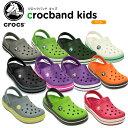 クロックス(crocs) クロックバンド キッズ (crocband kids) /サンダル/シューズ/子供用[H][r]