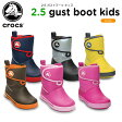 ショッピングCROCS クロックス(crocs) クロックバンド 2.5 ガストブーツ キッズ (crocband 2.5 gust boot kids) /キッズ/ブーツ/シューズ/子供用【30】【あす楽対応】