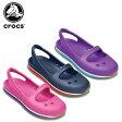 ショッピングCROCS クロックス(crocs) クロックス レトロ メリージェーン ガールズ(crocs mary jane girls)/キッズ/フラットシューズ/子供用/子供靴/ベビー/【30】【あす楽対応】【ポイント5倍対象外】