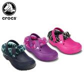 クロックス(crocs) ブリッツェン 2.0 アニマル プリント キッズ(blitzen 2 animal print clog k)/キッズ/サンダル/シューズ/子供用【15】[r]