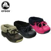 クロックス(crocs) ブリッツェン ラックス コンバーチブル クロッグ キッズ(blitzen luxe convertible clg k)/キッズ/サンダル/シューズ/子供用【17】【ポイント10倍対象外】