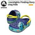ショッピングスポーツ シューズ クロックス(crocs) クロックスライツ ファインディング ドリー クロッグ キッズ(crocslights Finding Dory clog kids)/キッズ/サンダル/シューズ/子供用