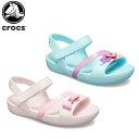 ショッピングcrocs 【20%OFF】クロックス(crocs) クロックス リナ チャーム サンダル キッズ(crocs lina charm sandal kids ) キッズ/サンダル/子供用[C/A]