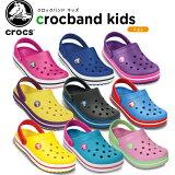 ����å���(crocs) ����å��Х�� ���å� (crocband kids) /�������/���塼��/�Ҷ��ѡ�28��[H]