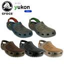 【20%OFF】クロックス(crocs) ユーコン(yukon) /メンズ/男性用/サンダル/シューズ[r]【ポイント10倍対象外】
