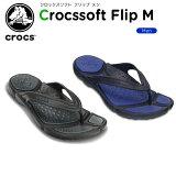 ��38��OFF�ۥ���å���(crocs) ����å������ե� �ե�å� ���(crocssoft flip m) /���/������/�������/���塼��/��32�ۡڥݥ����10���оݳ���