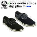 クロックス(crocs) クロックス ノーリン アトモス ピ...