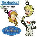 ショッピングジビッツ シューバッジ(Shoebadge) アナと雪の女王 アナ雪/ディズニー/クロックス/シューズアクセサリー/ジビッツ[C/A-2]