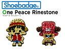 シューバッジ(Shoebadge) ワンピース/ONE PIECE ラインストーン/クロックス/クロックス/シューズアクセサリー/ジビッツ【RCP】【10P13Dec13】