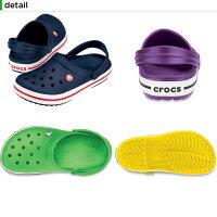 ����å���(crocs)����å��Х��(crocband)