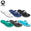 クロックス(crocs) クロックバンド フリップ(crocband flip) /メンズ/レディース/男性用/女性用/サンダル/シューズ/【20】