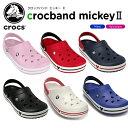 クロックス(crocs) クロックバンド ミッキー 2 (crocband mickey 2) /メンズ/レディース/男性用/女性用/サンダル/シューズ/【20】【あす楽対応】