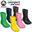 クロックス(crocs) ジョージー 2 (georgie 2) /メンズ/レディース/男性用/女性用/ブーツ/長靴/シューズ/【22】【あす楽対応】