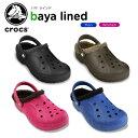 クロックス(crocs) バヤ ラインド (baya lined) /メンズ/レディース/男性用/女性用/サンダル/シューズ/【30】[r]