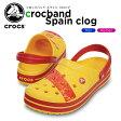 クロックス(crocs) クロックバンド スペイン クロッグ(crocband Spain clog) /メンズ/レディース/男性用/女性用/サンダル/シューズ/【30】【ポイント10倍対象外】
