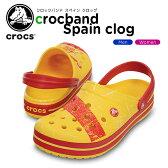 クロックス(crocs) クロックバンド スペイン クロッグ(crocband Spain clog) /メンズ/レディース/男性用/女性用/サンダル/シューズ/【30】【20%OFFクーポン対象外】