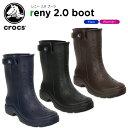 【30%OFF】クロックス(crocs) レニー 2.0 ブーツ (reny 2.0 boot) /メンズ/レディース/男性用/女性用/ブーツ/長靴/シューズ[H][r][C/B]【20】【ポイント10倍対象外】