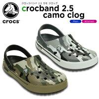 ����å���(crocs)����å��Х��2.5���⥯��å�(crocband2.5camoclog)/���/��ǥ�����/������/������/�������/���塼��/�ڤ������б���