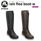 ����å���(crocs) �쥤��ե? �֡��� �������(rain floe boot w) /��ǥ�����/������/���塼��/�֡���/Ĺ��/[H]��30��