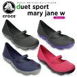 クロックス(crocs)デュエット スポーツ メリージェーン ウィメンズ(duet sport mary jane w ) /レディース/女性用/パンプス/シューズ/フラットシューズ/【あす楽対応】【30】