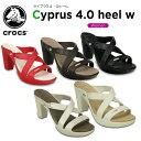 【21%OFF】クロックス(crocs) サイプラス 4.0 ヒール ウィメン(cyprus 4.0 heel w) /レディース/女性用/ヒール/シューズ/【...