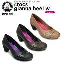 クロックス(crocs) クロックス ジアンナ ヒール ウィメン(corcs gianna heel w) /レディース/女性用/パンプス/シューズ/【30】