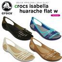 クロックス(crocs) クロックス イザベラ ワラチェ フラット ウィメン(crocs isabella huarache flat w) /レディース/女性用/シューズ/フラットシューズ/[r]