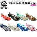クロックス(crocs) クロックス イザベラ サンダル ウィメン(crocs isabella sandal w) /レディース/女性用/シューズ/フラットシューズ/【あす楽対応】