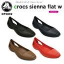 クロックス(crocs) クロックス シエンナ フラット ウィメン(crocs sienna flat w ) /レディース/女性用/シューズ/フラットシューズ...