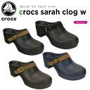 【35%OFF】クロックス(crocs) クロックス サラ クロッグ ウィメン(crocs sara...