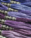 DMC 25番 刺繍糸 3300番台 3325番〜3371番