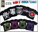 GTS【キッズTシャツ】第2弾!!ロックでクール!アーティスト ロックバンド GREEN DAY M