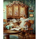 クロスステッチ刺繍キット HAED(Heaven And Earth Designs) - Dona Gelsinger - Mini Sugar and Sp...