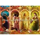 クロスステッチ刺繍キット HAED(Heaven And Earth Designs) - Mini Joy Faith Hope Love