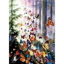 クロスステッチ刺繍図案 Heaven And Earth Designs(HAED) - Mini Butterfly Woods