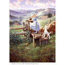クロスステッチキット クロスステッチ刺繍キット 海外 Heaven And Earth Designs(HAED) - Mini Mary Had A Litt...