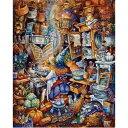 クロスステッチ刺繍図案 Mystic Stitch - Bell - Kitchen Witch II