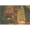 クロスステッチ刺繍キット Mystic Stitch - Beautiful Christmas II 25ct